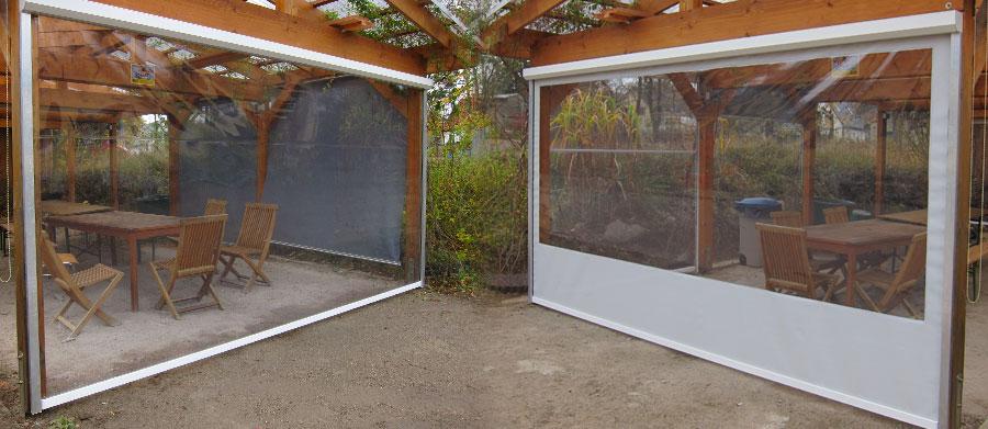 folien rollos zip premium wetterschutzrollos. Black Bedroom Furniture Sets. Home Design Ideas